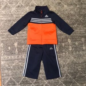 Adidas Baby Track Suit 12mos Brand New no tags